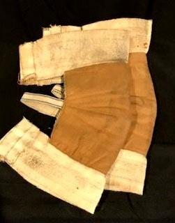 1900-1910's Basketball Knee Pads