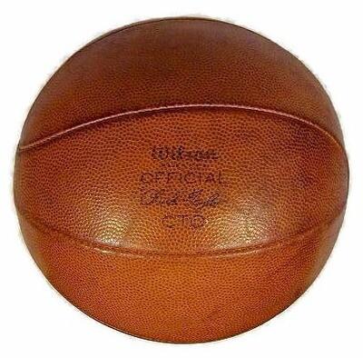 Vintage 1930's Chuck Taylor Basketball