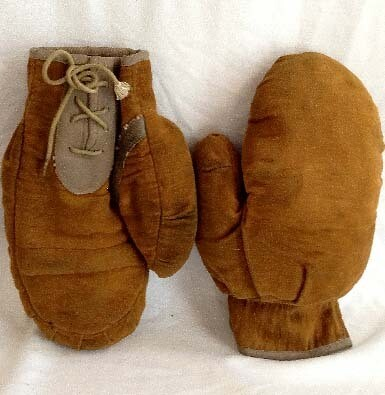 19th Century Boxing Gloves