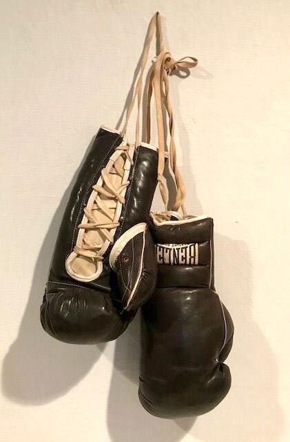 Vintage Boxing Gloves - BenLee Boxing Gloves