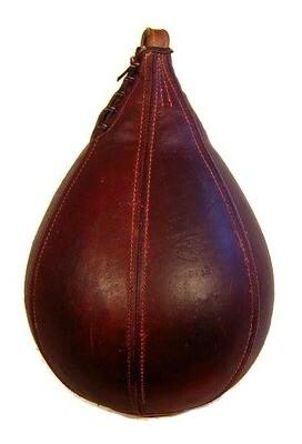 1920's Draper & Maynard Leather Boxing Speed Bag