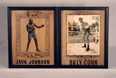 25 Vintage Boxing Photos of Individual Boxing Legends
