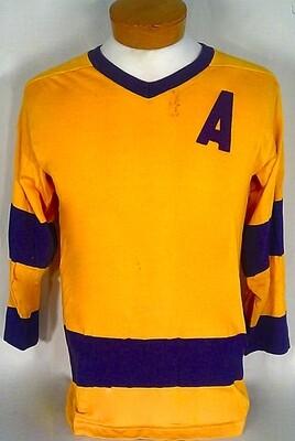1940's Vintage Hockey Jersey