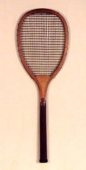 1892 Horsman 'Standard' Model Lawn Tennis Racket