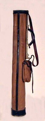 1917 Golf Bag made for James W. Brine Co