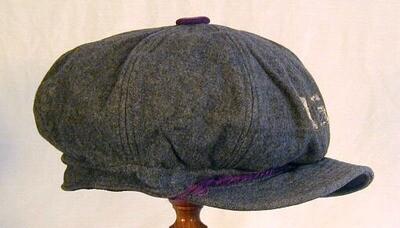 1916 Golfer's Cap
