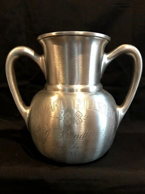 1885 Harvard - Columbia Rowing Trophy