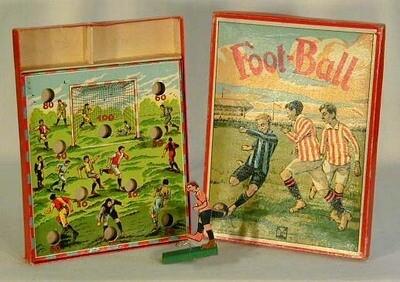 1920-30's Vintage Soccer Game