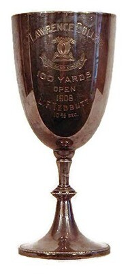 1908 Track and Field Trophy St. Lawrence College