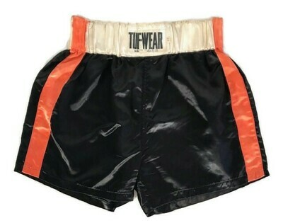 Pair of 1940's Vintage Boxing Shorts, made by Tuf-Wear
