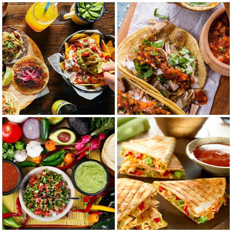Box mesa mexicana