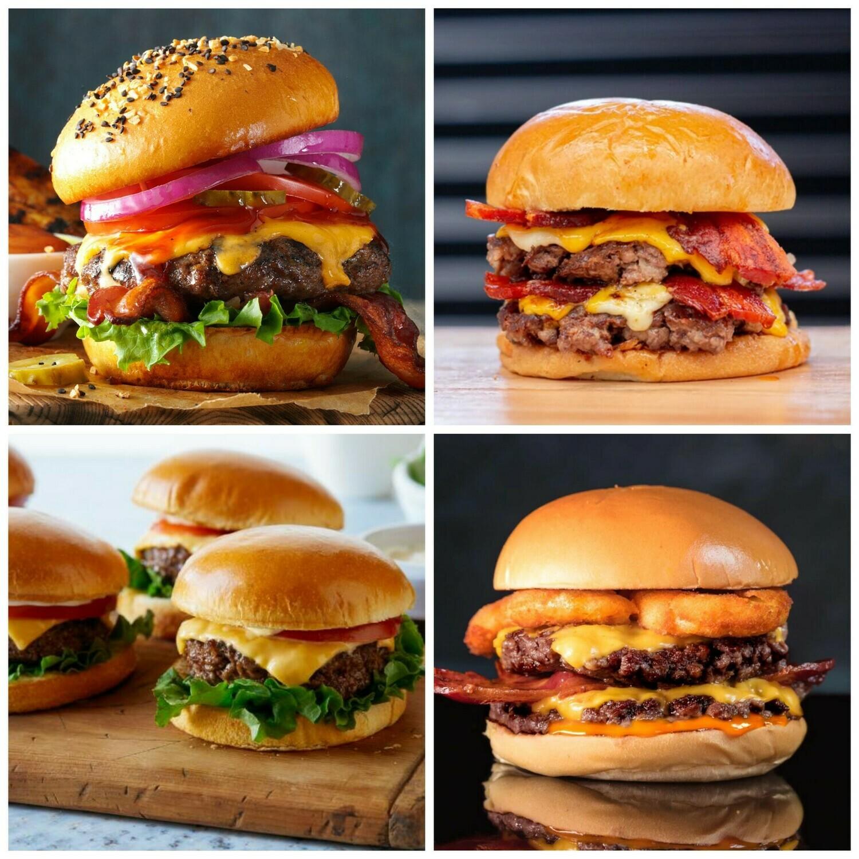 Santana burger box