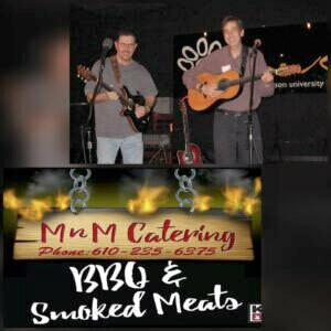 Dec.6th *MnM BBQ & Smoked Meats / Live Music* Double Play