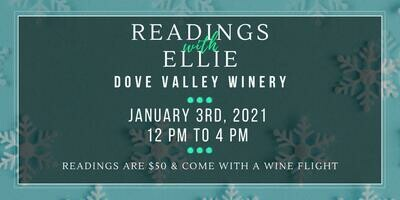 Jan.3rd*Reading with Ellie*12pm