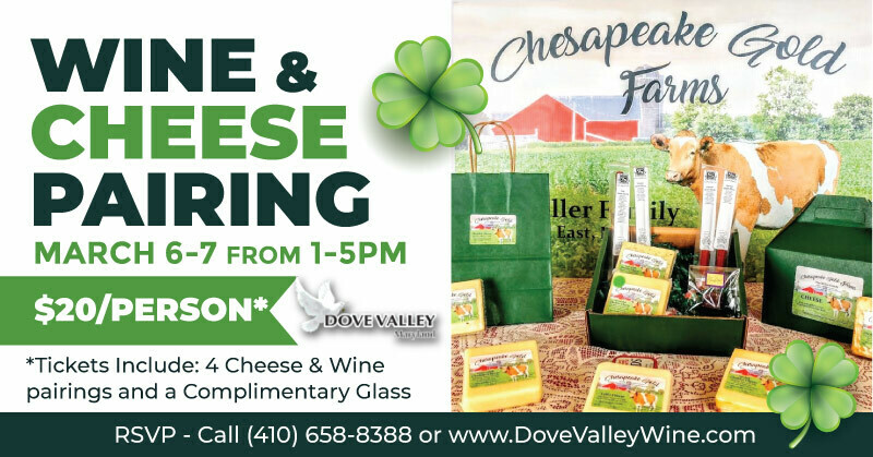 Cheese Pairing*March7th*12pm