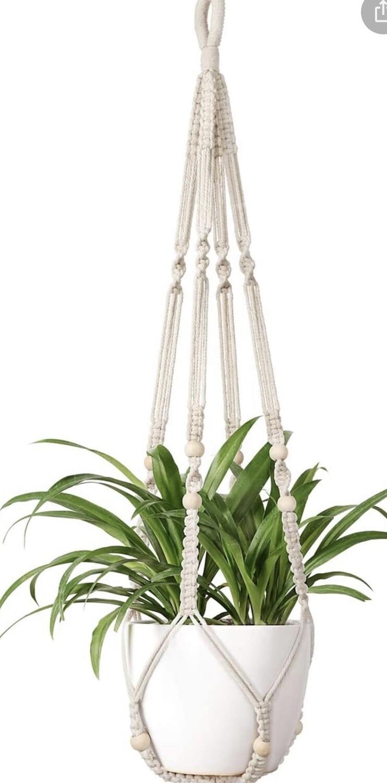 Macramé Plant Hanger *June 12th*1pm