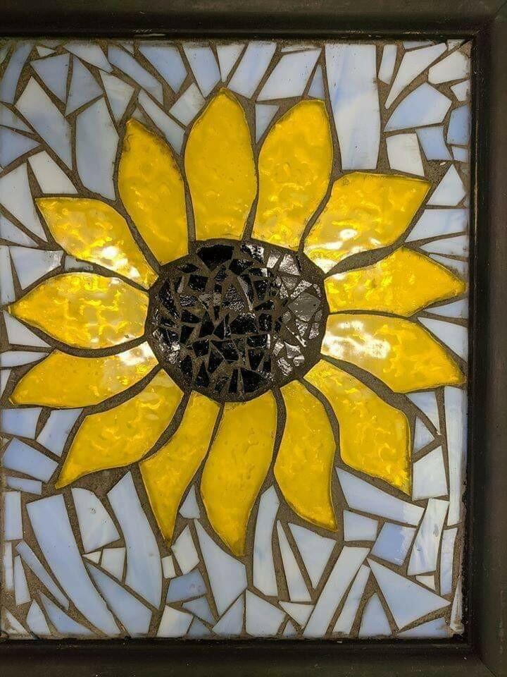 Mosaic Sunflower Workshop*April25th*12pm
