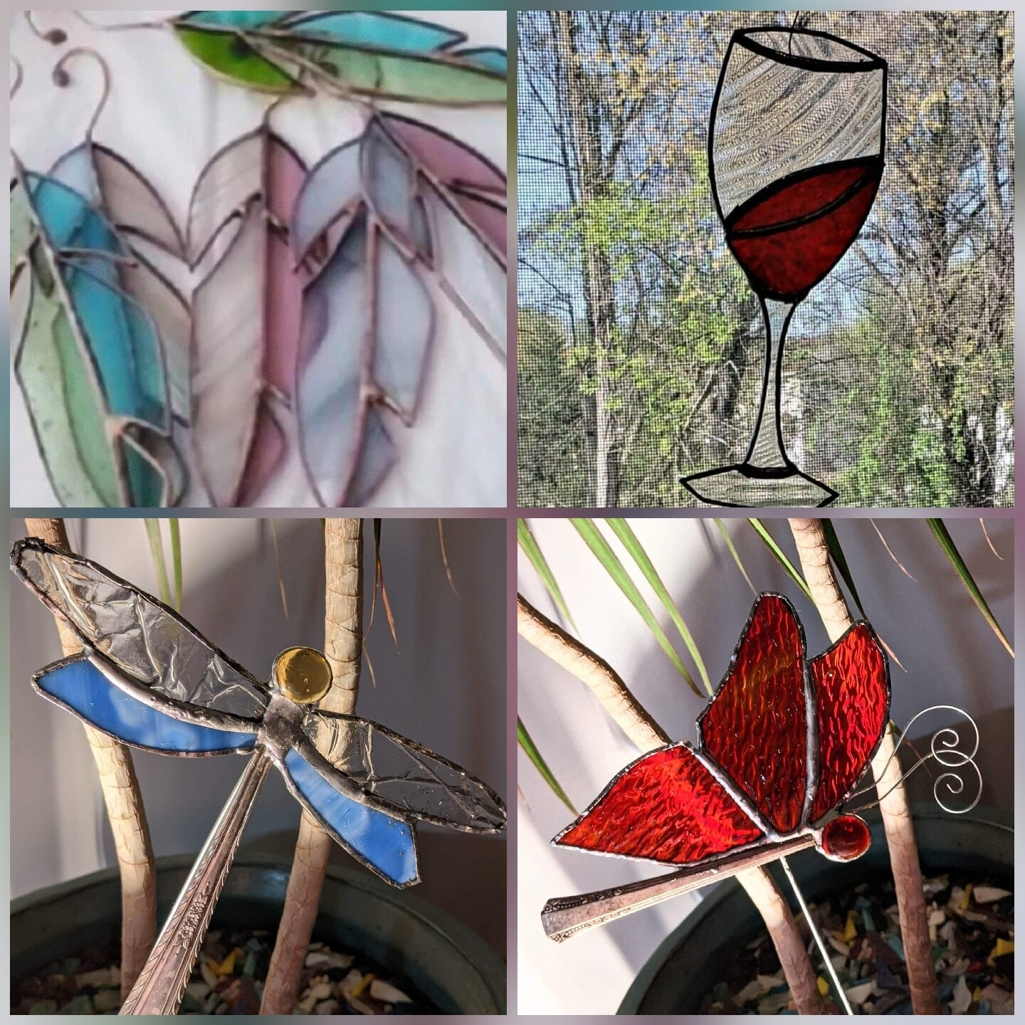 Stained Glass Workshop Your ChoiceMay9th*1pm