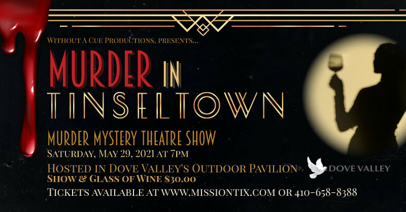 Murder In Tinseltown *May 29th* 7pm