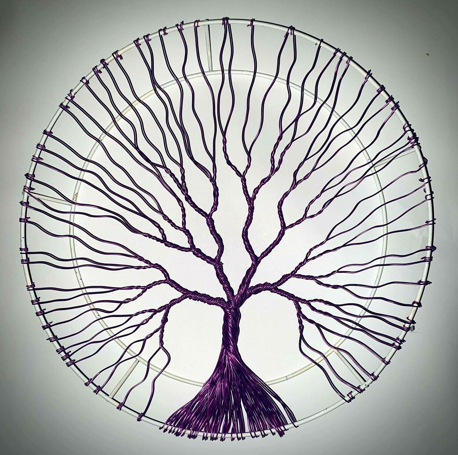 Wire Art Tree Of Life *July 24th*12pm