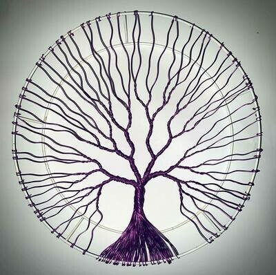 Wire Art Tree of Life *June 6th*12pm