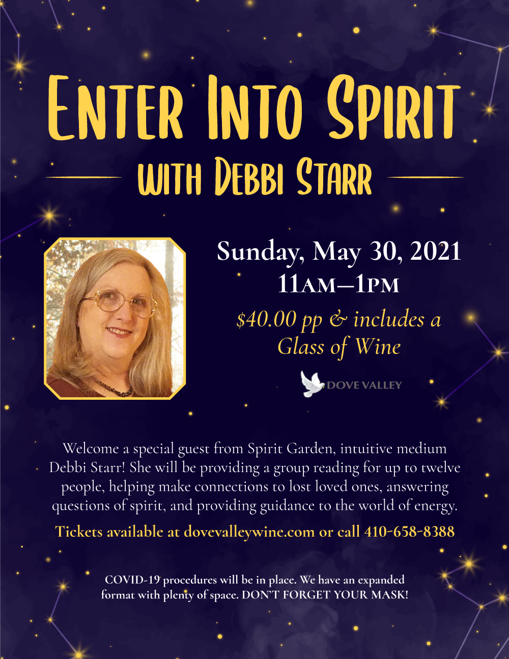 Enter Into Spirit*May 30th*11am