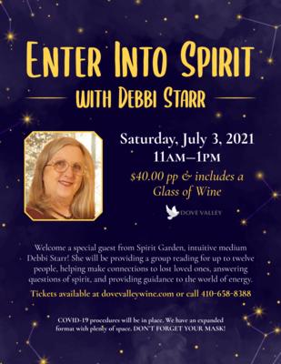 Enter Into Spirit*July3rd*11am