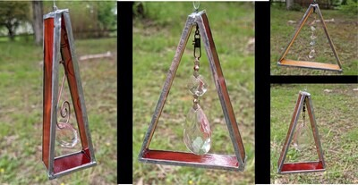 Two Prism Holders*June 26th*12pm