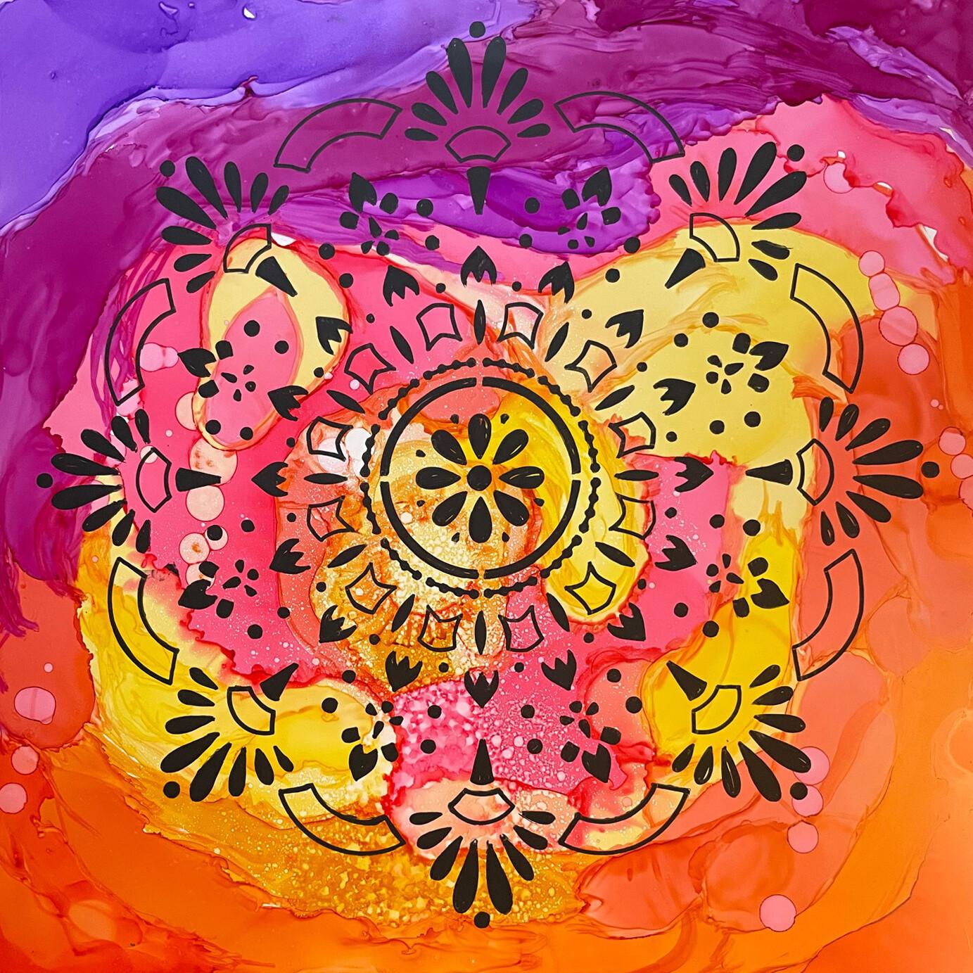 Art as Meditation*July 11th*10:30am