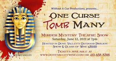 *One Curse Tomb Many*June12th*6:30pm