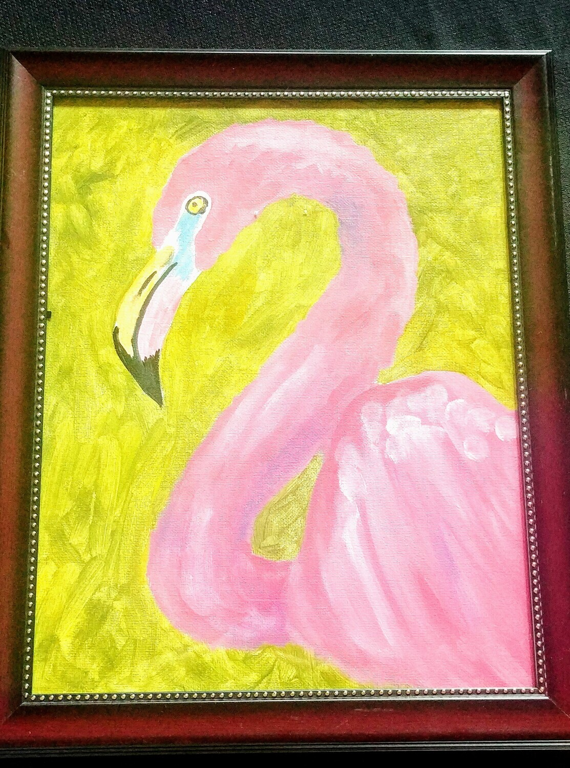 Flamingo Painting *July 10th*12pm