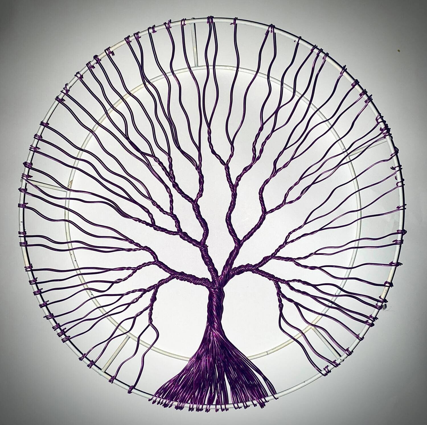 Twisted Wire Tree of Life *Sept.26th*1pm