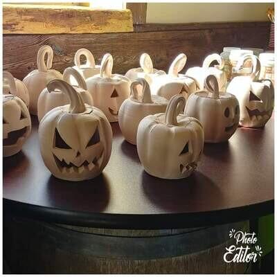 Raku Glazing*Pumpkins*Oct.10th*2pm