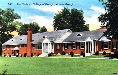 The Christian College of Georgia Athens GA