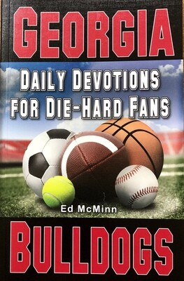 Georgia Bulldogs Daily Devotions for Die-Hard Fans