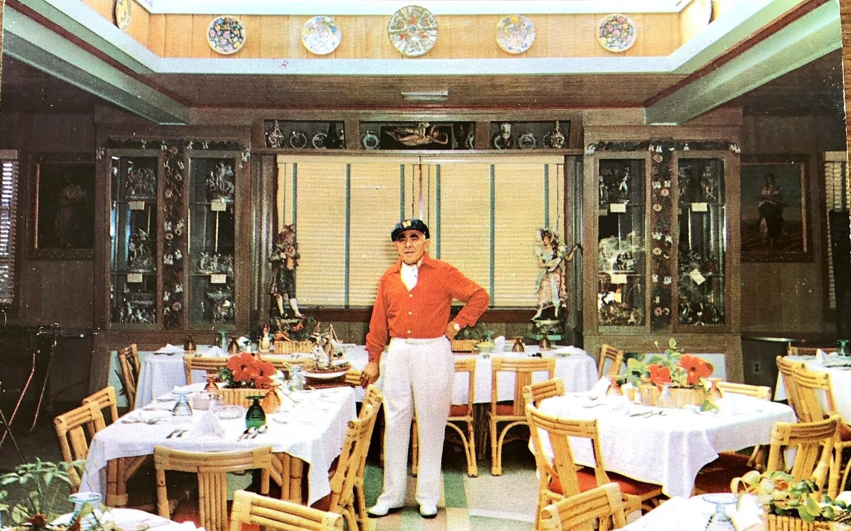 Indian Rocks Restaurant Largo Florida Capt. Joe Urga