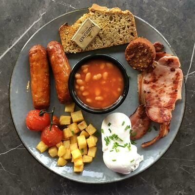 Irish Breakfast COMBO W/drink