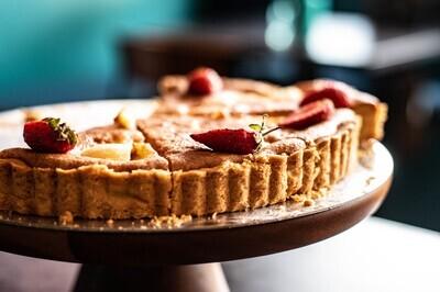 Clementine & Almond Cake (8 slices)