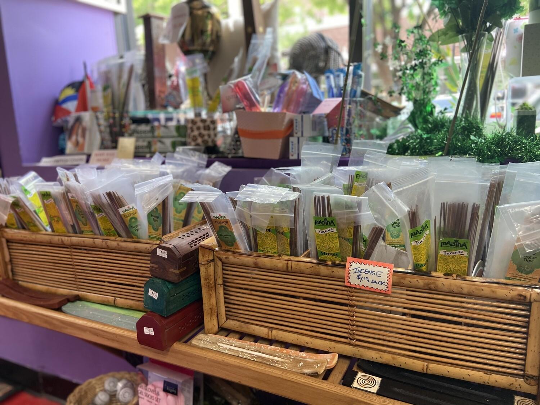 Incense (20 sticks per pack)