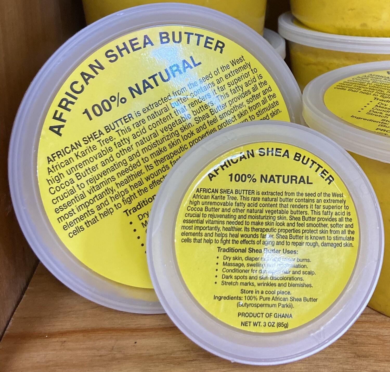 Shea Butter (8 oz)