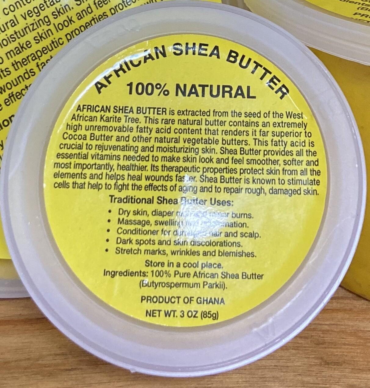 Shea Butter (3 oz)