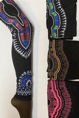 Dhashiki Leggings (choose color)