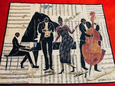 Jam Session II (Tapestry)