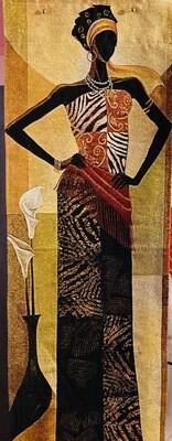 Amina (Tapestry)