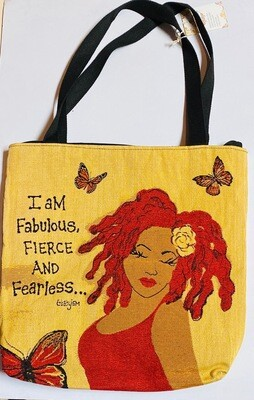Shades of Color - I'm Fabulous, Fierce, and Fearless
