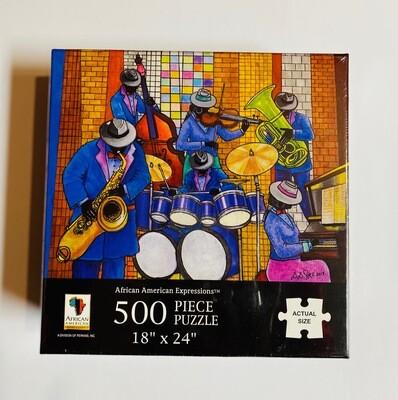 Puzzle - Jazz Session