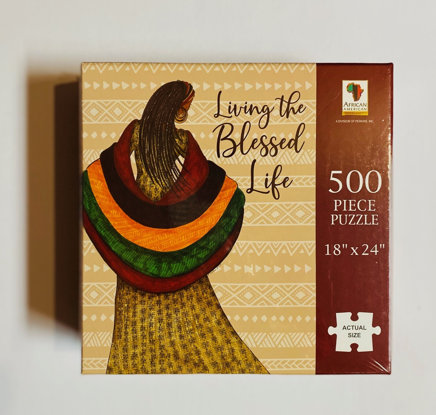 Puzzle - Living the Blessed Life
