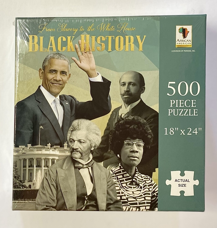 Puzzle - Black History
