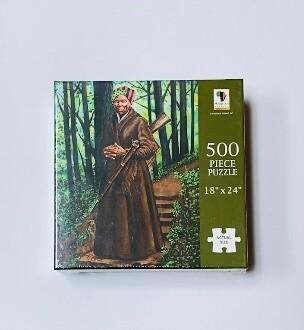 Puzzle - Harriet Tubman