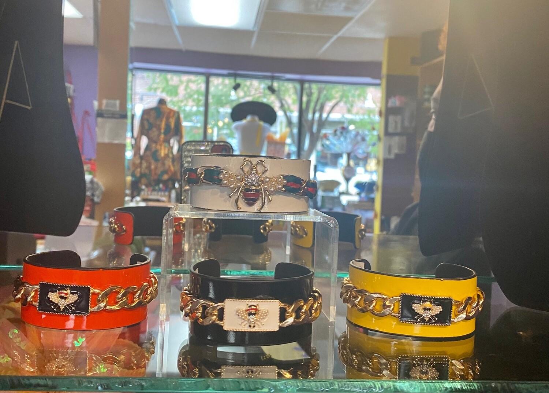 Bee Bracelets (choose color)